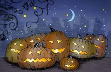 Хеллоуин - как отпраздовать праздник